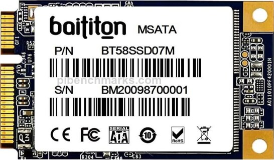 Baititon mSATA SSD