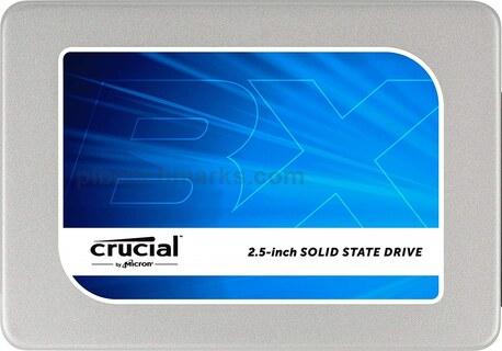Crucial BX200 Series