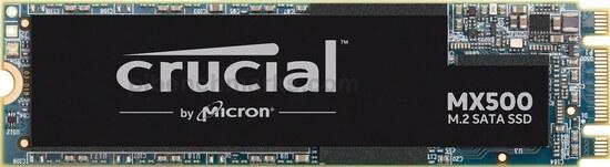 Crucial MX500 M.2 Series
