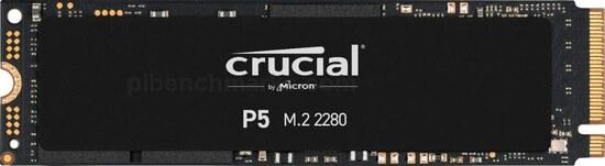 Crucial P5 M.2 Series
