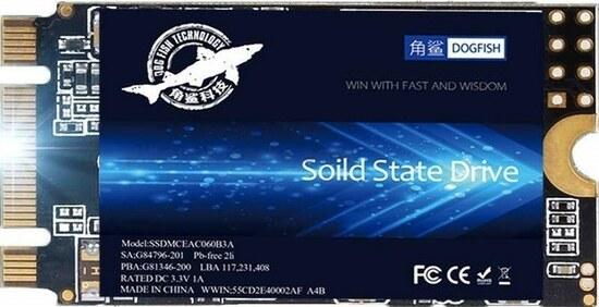 Dogfish M.2 SSD