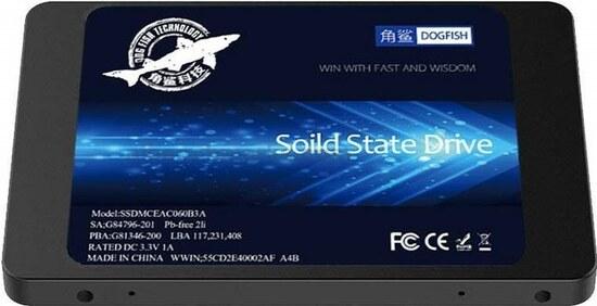 Dogfish SSD