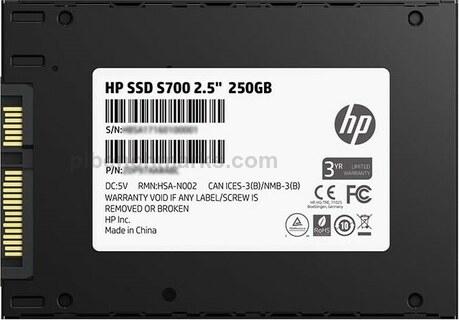 HP S700 Series