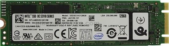 Intel DC S3110 M.2 Series
