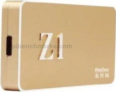 KingSpec Z1 Portable Series