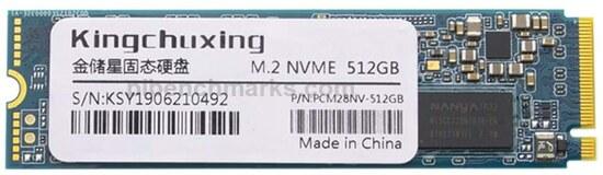 Kingchuxing M.2 NVMe Series