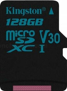 Kingston Canvas Go (SD16G C10 V30 U3)