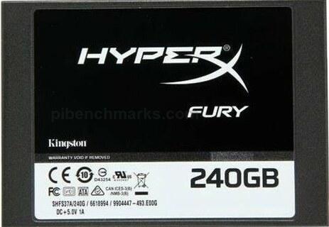 Kingston HyperX Fury