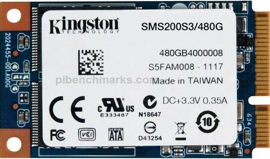 Kingston SSDNow mS200 Series