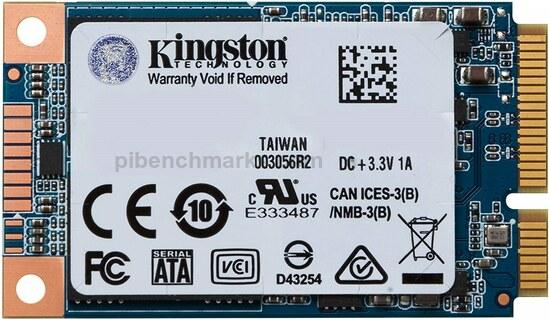 Kingston SSDNow V500 mSATA