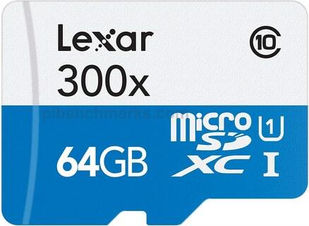 Lexar SD OEM (USD00 C10 V10 U1)
