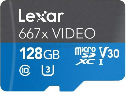 Lexar SD 667X