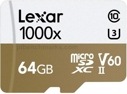Lexar SD Professional 1000X
