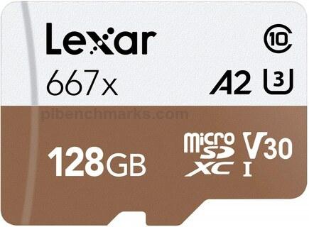 Lexar SD Professional 667X
