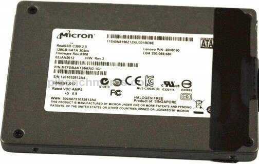 Micron RealSSD C300