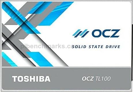 Toshiba OCZ TL100 Series