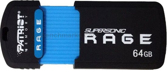 Patriot Supersonic Rage Series