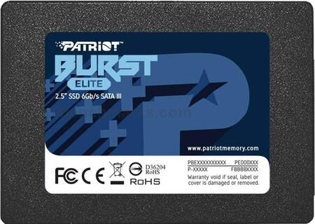Patriot Burst Elite Series