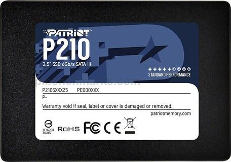 Patriot P210 Series