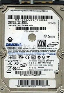 Samsung Spinpoint HM Series