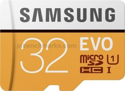 Samsung SD EVO (00000 C10 U1)