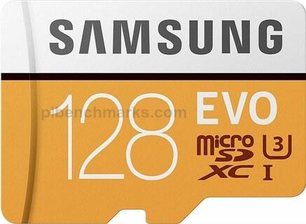 Samsung SD EVO (EC2QT C10 U3)