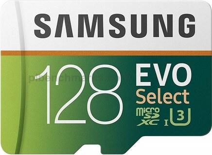 Samsung SD EVO Select (GD4QT C10 U3)