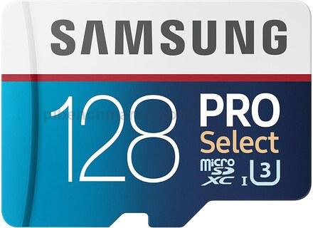 Samsung SD Pro Select (HB4HT C10 U3)