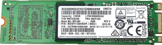 Samsung CM871a M.2 Series