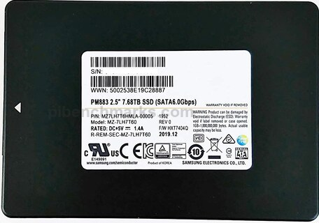 Samsung PM883 Series