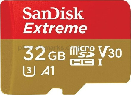 SanDisk Extreme (SEXXX A1 C10 V30 U3)