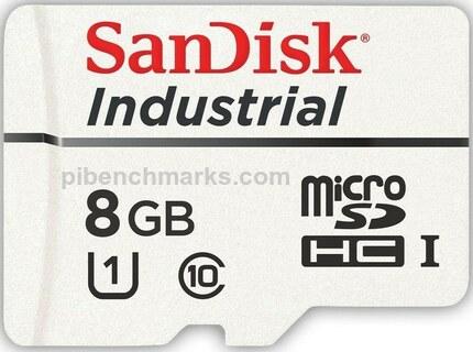SanDisk SD Industrial (SA16G C10 V10 U1)