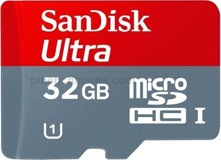 SanDisk Ultra (SLXXX C10 U1)