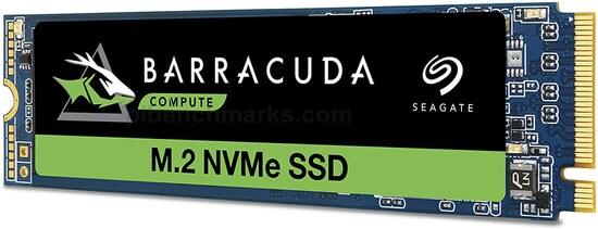 Seagate Barracuda 510 NVMe SSD