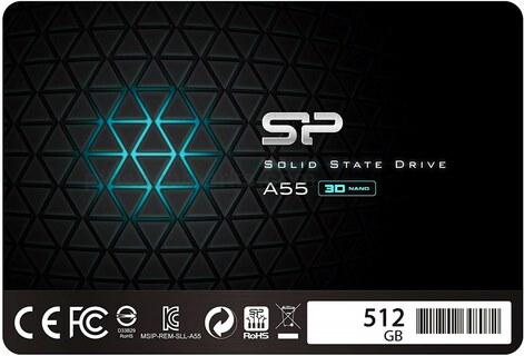 Silicon Power A55 Series