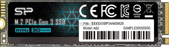 Silicon Power A60 M.2 Series