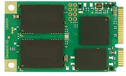 Swissbit mSATA SSD
