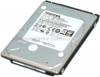 Toshiba Canvio 2.5