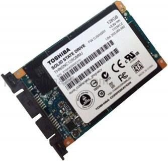 Toshiba THNSNC Series mSATA