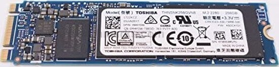 Toshiba THCSNK M.2 Series