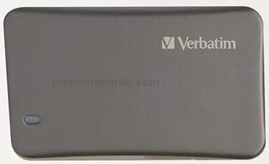 Verbatim Vx560 Portable SSD