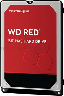 Western Digital Red 2.5