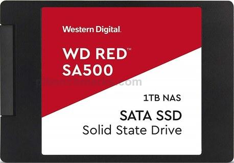 Western Digital Red SA500 Series