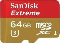 SanDisk Extreme (SEXXX C10 U3)
