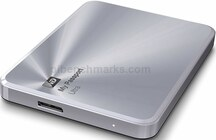 Western Digital My Passport Ultra Metal